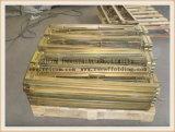 직류 전기를 통한 비계 보호 난간 포스트