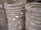 Hochwertiger Heiß-Eingetauchter galvanisierter verbindlicher Eisen-Draht-Gleichheit-Draht