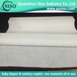 Gancho não tecido da tela das matérias- primas do tecido do bebê & fita frontal do laço
