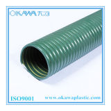 PVC Reinforced Drain Hose mit UVProtector