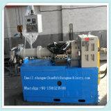 Perfil del lacre de la tira de tubo de caucho de silicón que hace el equipo
