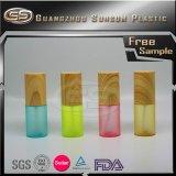 Populärer Entwurfs-kosmetische Plastiklotion-Flaschen mit Überwurfmutter