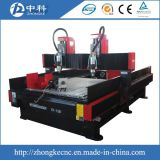 Flacher und rotierender doppelter Gebrauch-Stein CNC-Fräser
