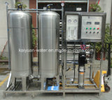 Matériel reconnu par Ce/ISO de purification d'eau du RO 1500L/H/usine déminéralisée de traitement des eaux