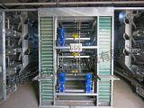 سبعة صفاح 224 قدرة من يشبع آليّة طبقة قفص