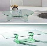 vidro Tempered do &Round quadrado de 4-19mm/vidro temperado