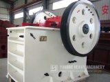 La trituradora de quijada de la maquinaria de mina fabrica