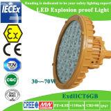 Alto indicatore luminoso protetto contro le esplosioni di luminosità LED