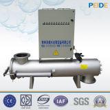 Sterilizzatore UV a pulizia automatica automatico dell'acqua per la piscina