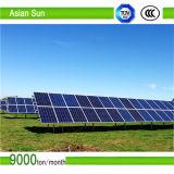La crémaillère solaire d'installation de bride solaire au sol facile de type a également appelé le support solaire de picovolte