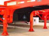 60 Tonnen-niedriger Bett-halb Schlussteil mit Behälter-Torsion-Verschlüssen