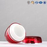 choc crème cosmétique de conteneur de double mur acrylique en plastique de qualité de 30g 50g