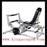 Vitela horizontal super comercial do equipamento da ginástica do equipamento da aptidão