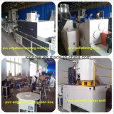 400-600mm hohe leistungsfähige Rand-Streifenbildungs-Blatt-Maschine des Belüftung-Blatt-Extruder/PVC mit Slitter und Drucken-Zeile