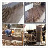 encofrado Shuttering usado 12m m de la madera contrachapada con precio barato