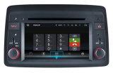 Vendeur chaud Hl-8722 pour la navigation sonore du panda DVD de FIAT