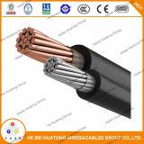 Cable solar mencionado 6mm2 de la UL del TUV