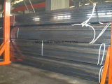 Lado derecho de acero rectangular del tubo de ERW (Q235 Q345)