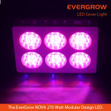 Evergrow 270W permutable LED élèvent la lampe