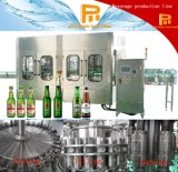 6000bph de Bottelende en Verpakkende Apparatuur van het volledige Automatische van het Glas Bier van de Fles