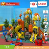 2017 Children Outdoor / Indoor Playground Slide Exercise Equipment OEM / ODM Orders Acceptalbe Disneyland Series