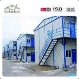 Camera prefabbricata facile della struttura d'acciaio della casa mobile e dell'installazione