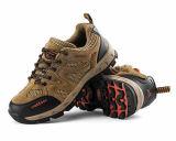 耐久力のある屋外の上昇のハイキングの靴