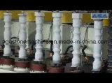 Máquina de piedra china Dyf600 del torno de la barandilla del corte del CNC