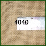 Großhandelsjutefaser-Hessian Tuch-Gewebe (40*40)