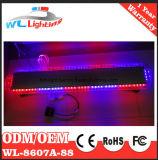 88W heller Stab-Rot/Weiß der Polizei-LED