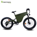 Pouvoir plein Suspension1000W Ebike du bâti 26 d'alliage gros grand ''
