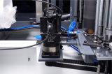 Da película a favor do meio ambiente do indicador de Full Auto máquina de estratificação com o cortador da faca da mosca (XJFMKC-1450L)