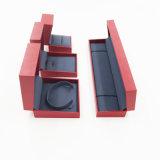 評判が高く敏感な正方形の長方形の宝石箱(J105-E)