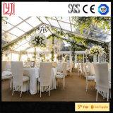 Barraca transparente luxuosa do casamento de 500 povos com o telhado desobstruído para a barraca do evento de venda
