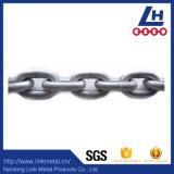 Il TUFFO caldo galvanizza la catena di sollevamento della lega DIN5687-80