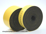 Una mejor cinta Home Depot de la espuma de la venta EPDM del fabricante de China del precio para el panel solar