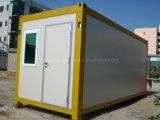 쉬운 공장 가격을%s 가진 조립식으로 만들어진 콘테이너 집 20 피트 설치하십시오