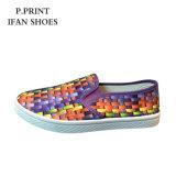 [بو] نسيج [برينتّينغ] [بفك] حقنة أحذية من مصنع سعر رخيصة