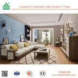 Chinesische Möbel-hölzernes Gewebe-Sofa