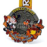 熱い販売法の習慣は安い卸し売りトルコの記念品メダルを予約した