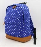 Blue Stars Canvas Drawstring Backpack / Shouder Bags
