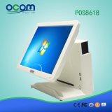 15inch électronique tous dans une caisse comptable terminale de système de position de /POS /Touch de PC (POS8618)