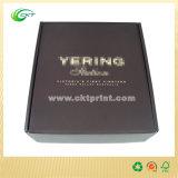 Plegable Caja de cartón con el papel de la tarjeta del arte (CKT-CB-355)