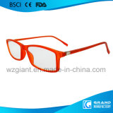 Vetri di lettura infrangibili Tr90 del lettore degli occhiali di promozione