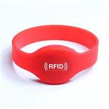 Wristband promozionale del regalo 125kHz RFID di alta qualità