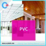 De Haining d'usine panneau de mur de PVC de plafond de PVC de vente directement pour la décoration