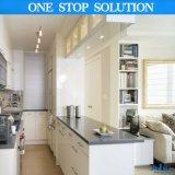 Gabinete de cozinha moderno da laca da alta qualidade