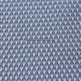 El poliester 100% Costilla-Para la tela de acoplamiento del aire del poliester