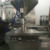 Máquina de rellenar de mezcla de la calefacción del Eyeliner del lápiz labial del polaco de clavo