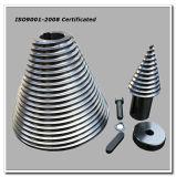 Части CNC подвергая механической обработке стальные для бурового оборудования